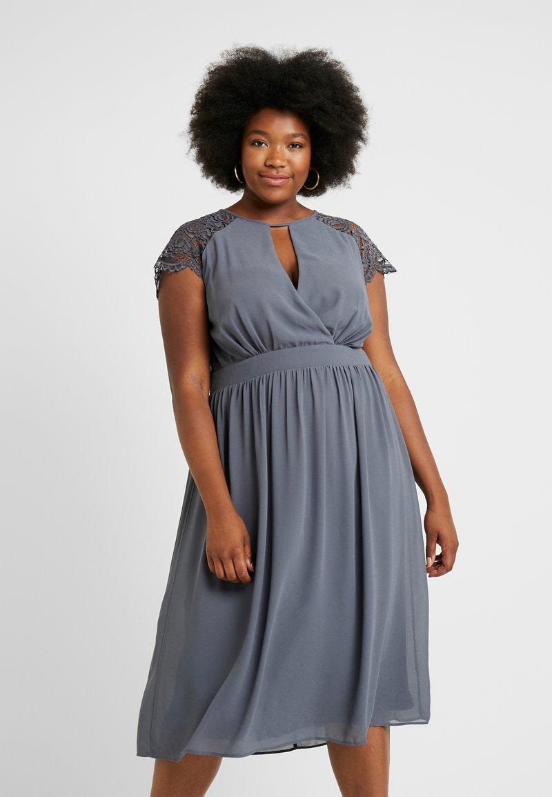 TFNC Curve - NEITH MIDI DRESS - Cocktail dress / Party dress - vintage grey