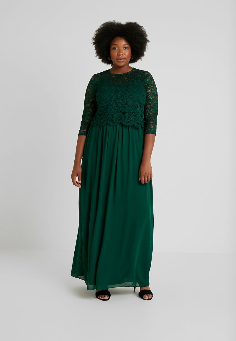 TFNC Curve - CAMELA - Robe de cocktail - jade green