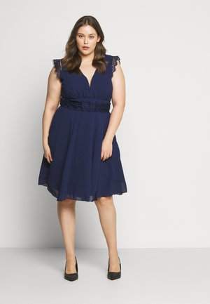 VIVICA DRESS - Juhlamekko - navy