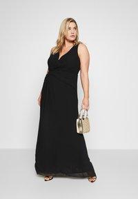 TFNC Curve - DIANNE MAXI - Společenské šaty - black - 1