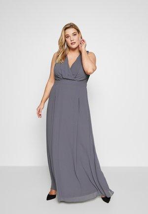 NEENA MAXI - Festklänning - vintage grey