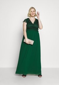 TFNC Curve - VANJA MAXI - Suknia balowa - jade green - 1