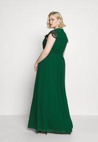 TFNC Curve - VANJA MAXI - Suknia balowa - jade green - 2