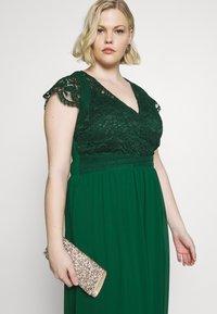 TFNC Curve - VANJA MAXI - Suknia balowa - jade green - 3