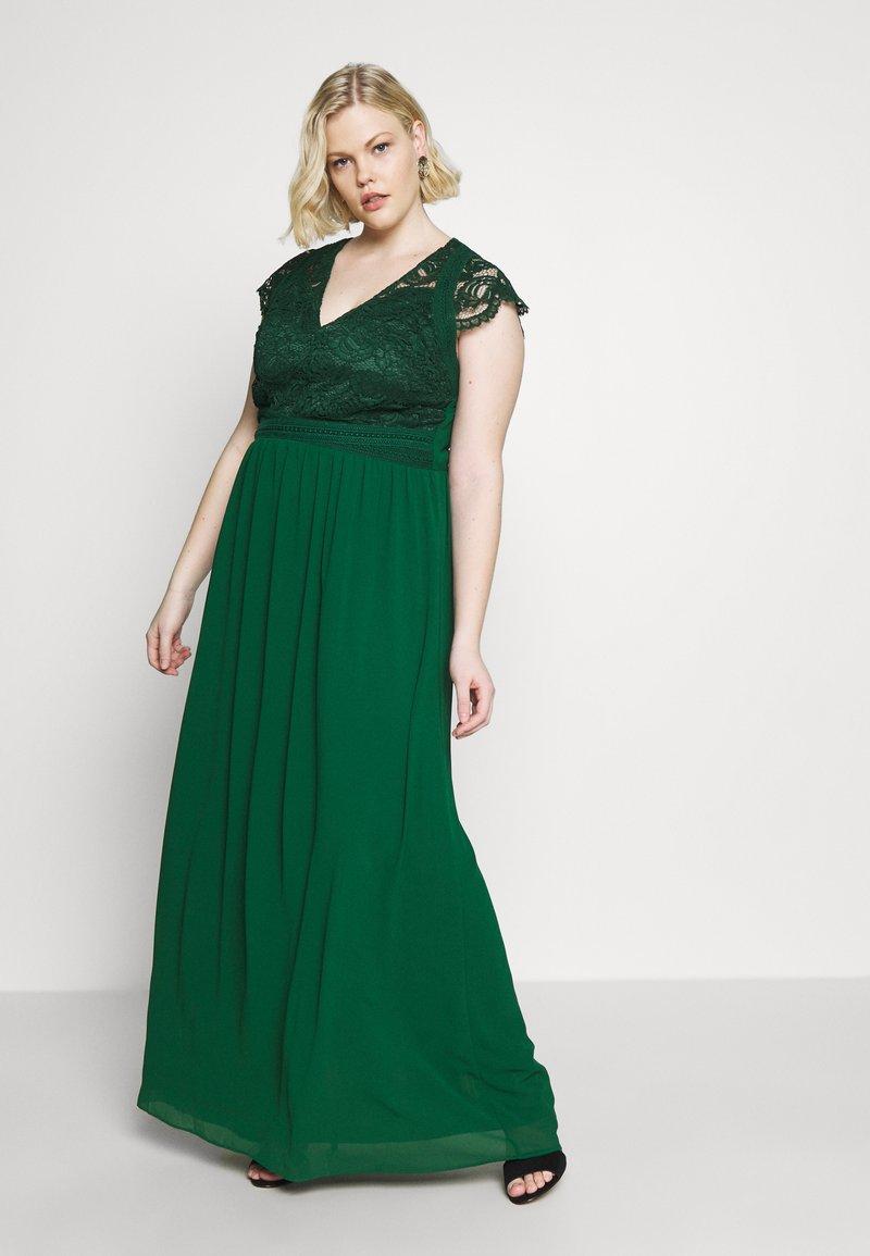 TFNC Curve - VANJA MAXI - Suknia balowa - jade green