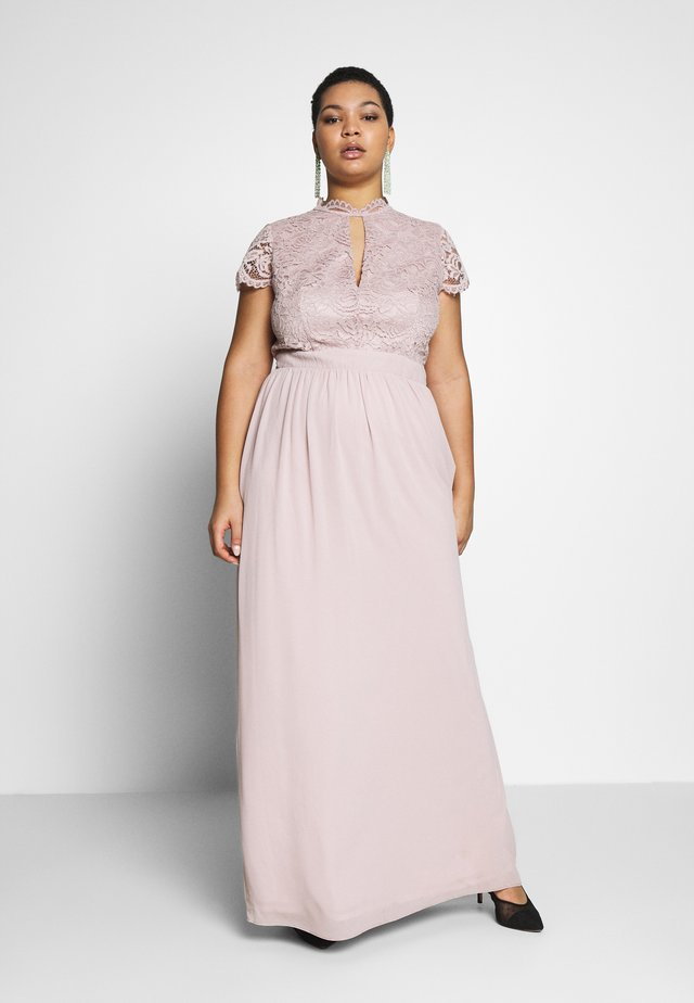 MADJE MAXI - Occasion wear - new mink