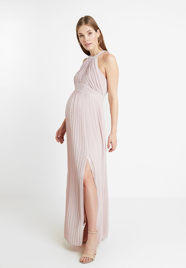 TFNC Maternity - EXCLUSIVE PRAGUE DRESS - Occasion wear - new mink