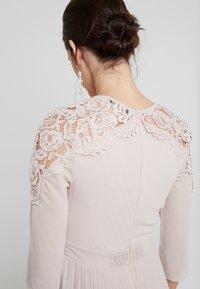 TFNC Maternity - NEKANE DRESS - Suknia balowa - whisper pink - 5