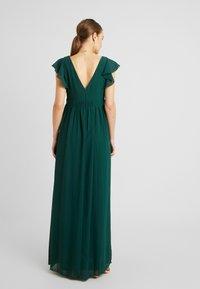 TFNC Maternity - EXCLUSIVE LYON MAXI DRESS - Occasion wear - jade green - 3