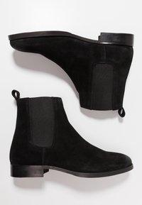 Tigha - ALBIE - Støvletter - black - 1