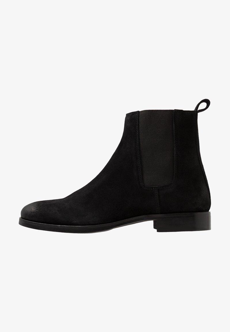 Tigha - ALBIE - Støvletter - black
