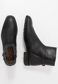 Tigha - NESTOR - Støvletter - black - 1