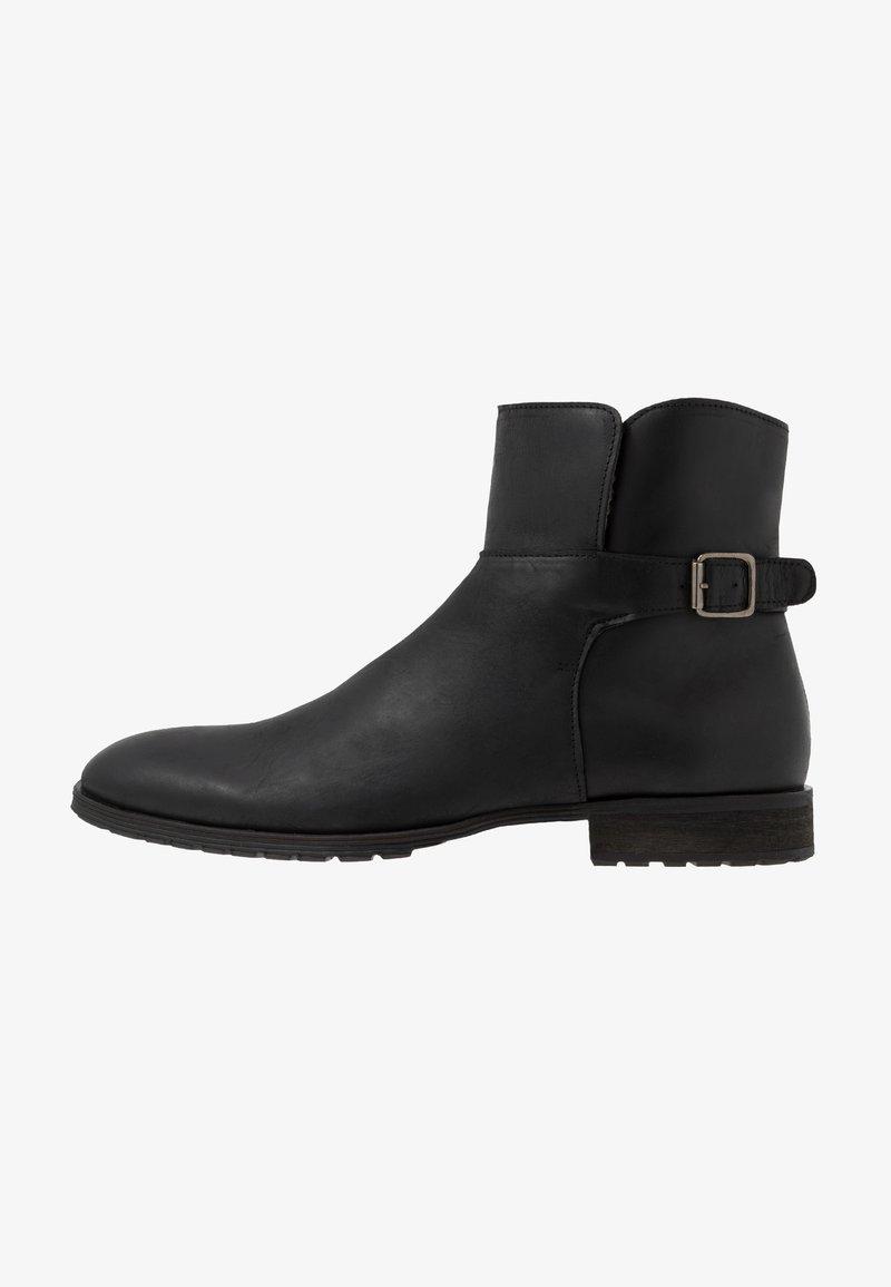 Tigha - NESTOR - Støvletter - black