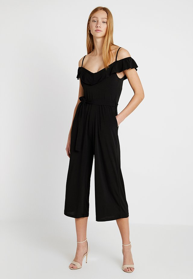 NELA - Jumpsuit - black