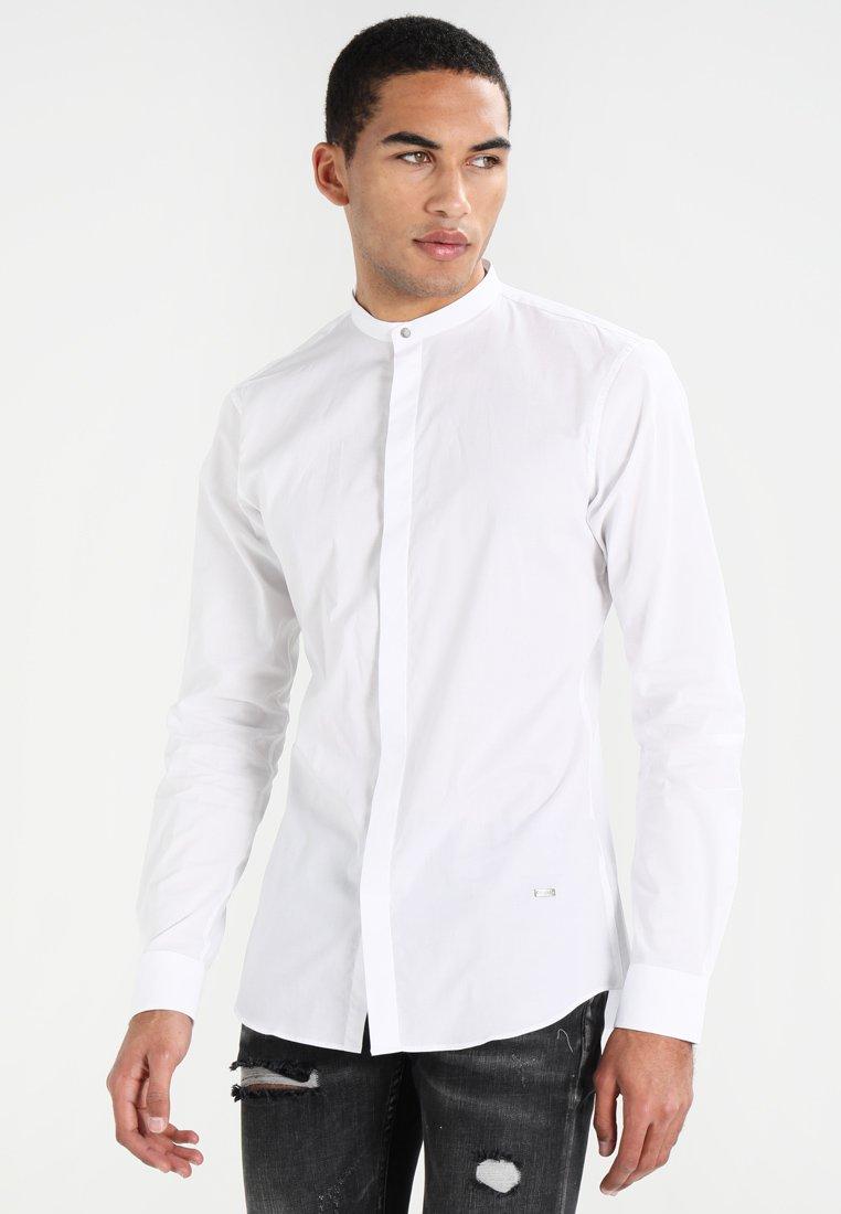 Tigha - OLE STRETCH - Hemd - white
