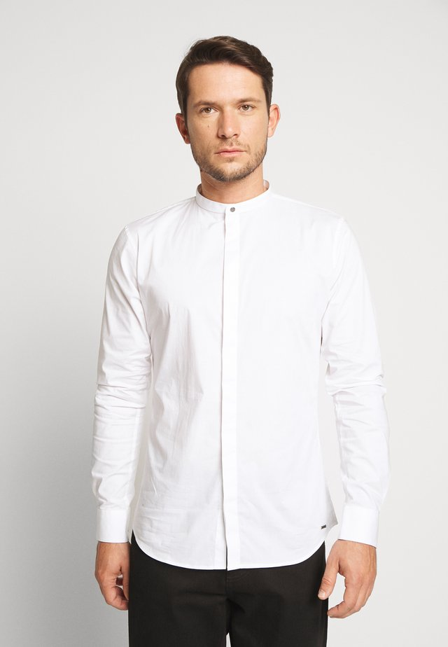 OLE STRETCH - Hemd - white