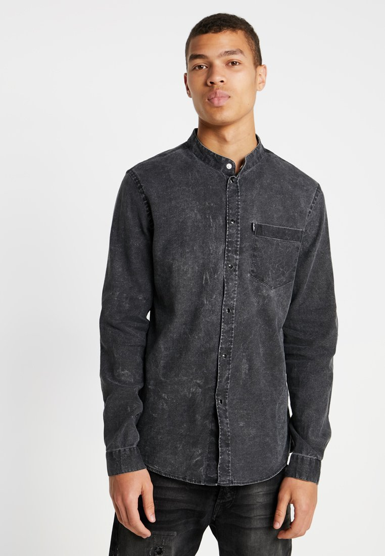 Tigha - ALDOUS - Skjorter - vintage black