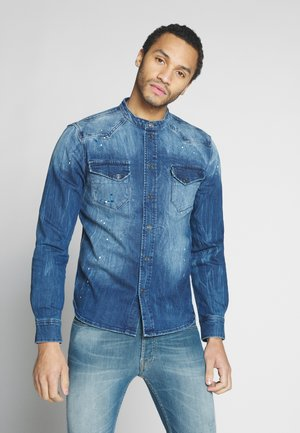 FREDDY STONE WASH - Camisa - mid blue