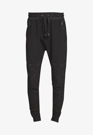 EINAR - Tracksuit bottoms - black