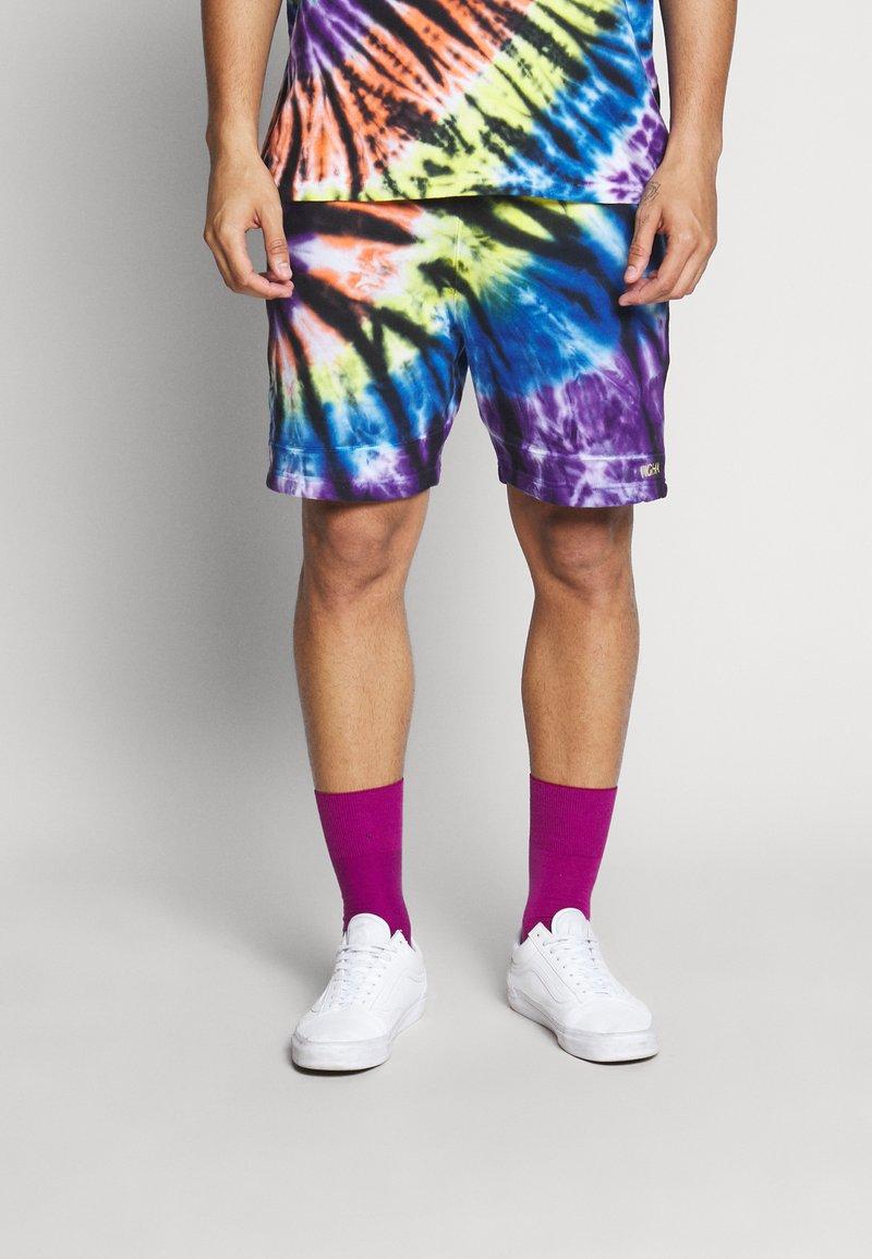 Tigha - YIDU - Teplákové kalhoty - multicolor