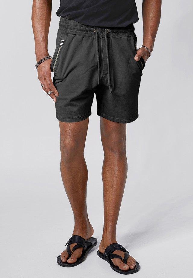 MYLES  - Shorts - vintage black