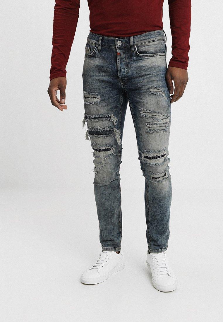 Tigha - MORTEN  - Jeans Slim Fit - light blue