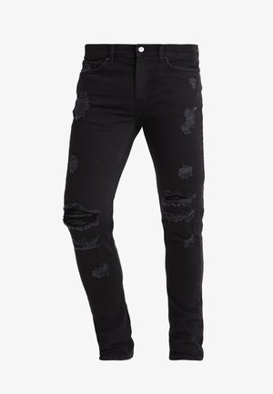 MORTEN  - Jean slim - vintage black
