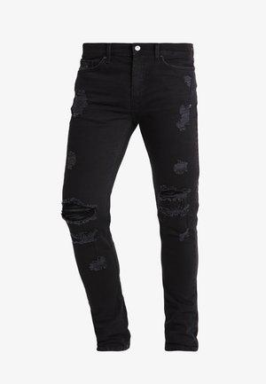 MORTEN  - Jeans slim fit - vintage black