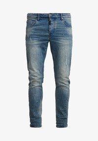 Tigha - BILLY THE KID  - Jeans Slim Fit - vintage mid blue - 4