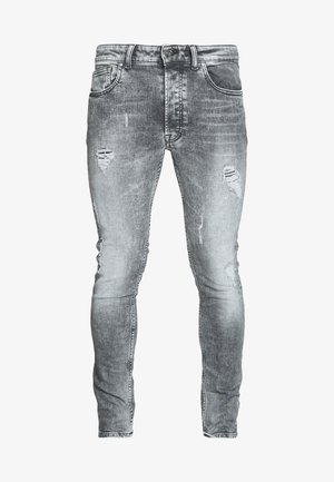 MORTEN 9941  - Džíny Slim Fit - light grey