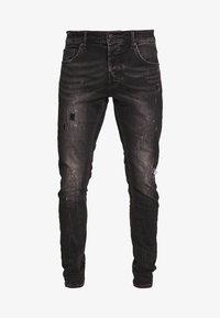 Tigha - BILLY THE KID - Slim fit jeans - dark grey - 4