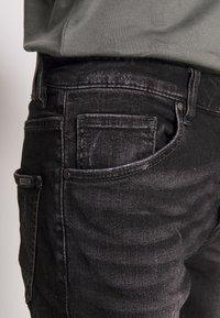 Tigha - BILLY THE KID - Slim fit jeans - dark grey - 3