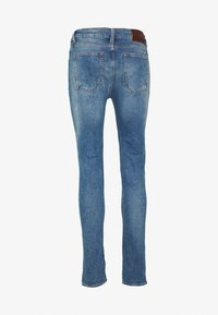 Tigha - MORTEN PATCHED - Slim fit jeans - light blue - 1
