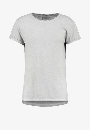 MILO - Jednoduché triko - vintage silver grey