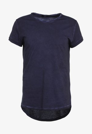 MILO - Basic T-shirt - vintage midnight blue