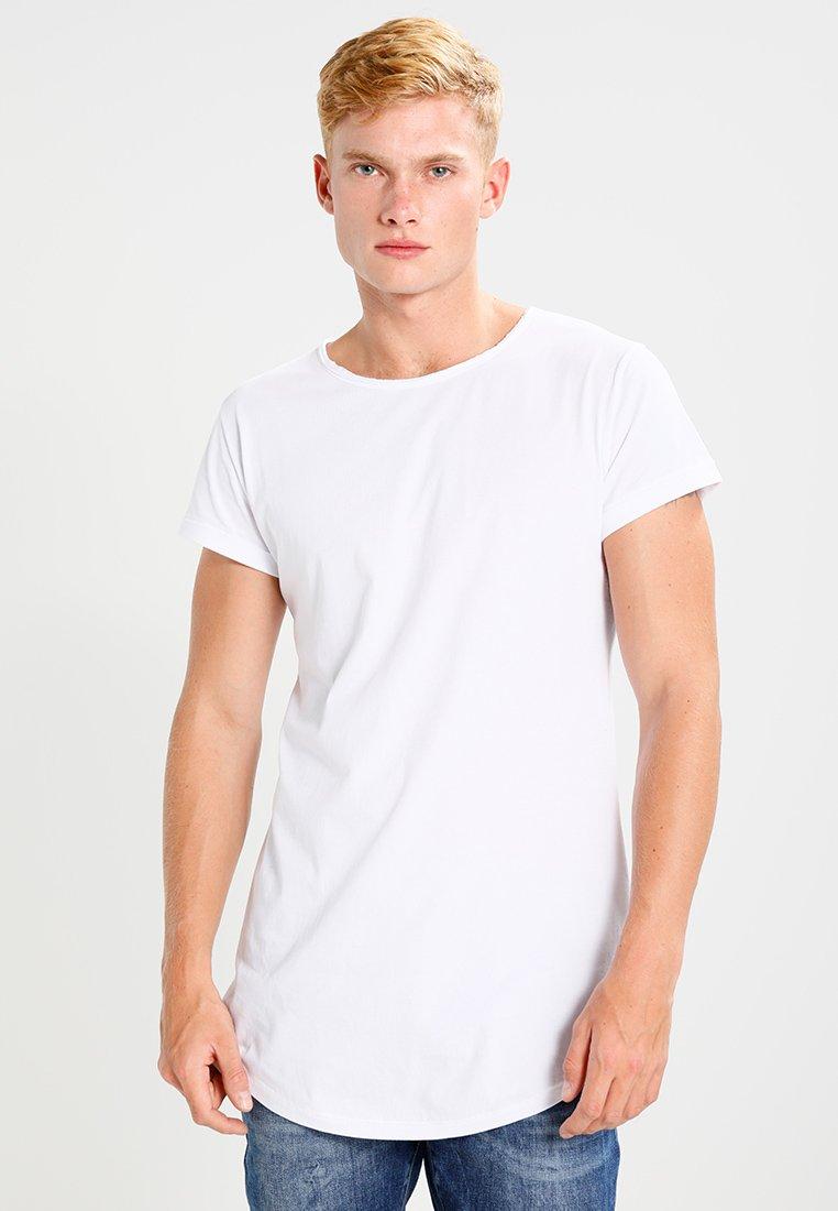 Basique White MiroT Tigha MiroT shirt Tigha wkXiTluPOZ