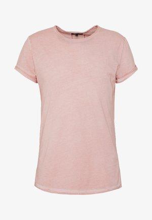 MILO - Camiseta básica - vintage blush