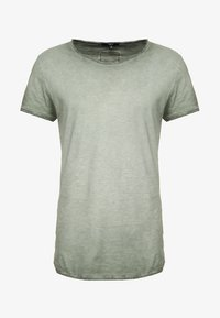 Tigha - VITO SLUB - Camiseta estampada - military green - 3