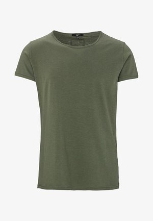VITO SLUB - T-shirt basique - vintage military green