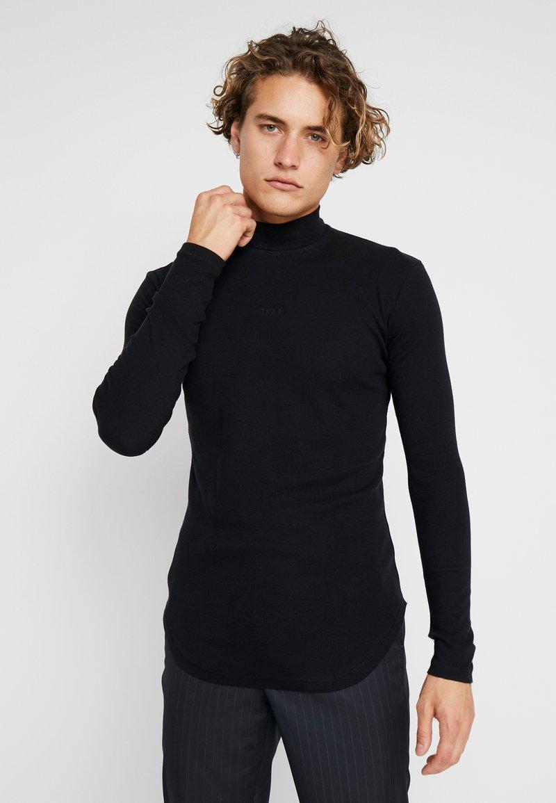Tigha - KENY - Strikpullover /Striktrøjer - black