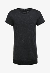 Tigha - MILO SPRAY - T-shirts med print - black - 3