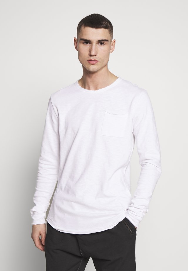 CHIBS - Long sleeved top - white