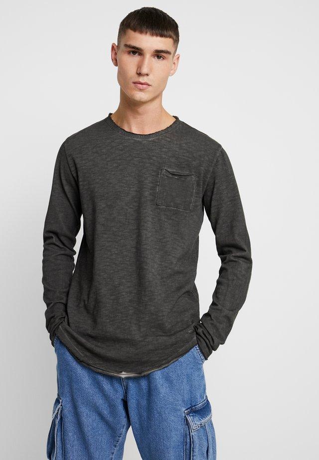 CHIBS - Langarmshirt - vintage grey