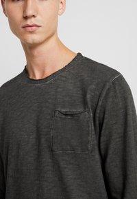 Tigha - CHIBS - Long sleeved top - vintage grey - 4