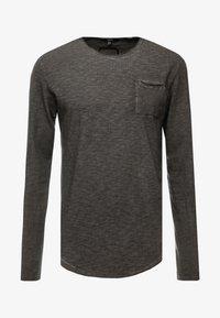 Tigha - CHIBS - Long sleeved top - vintage grey - 3