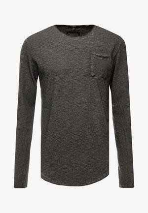 CHIBS - Top sdlouhým rukávem - vintage grey
