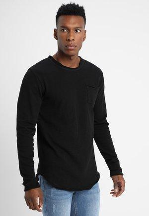 CHIBS - Camiseta de manga larga - black