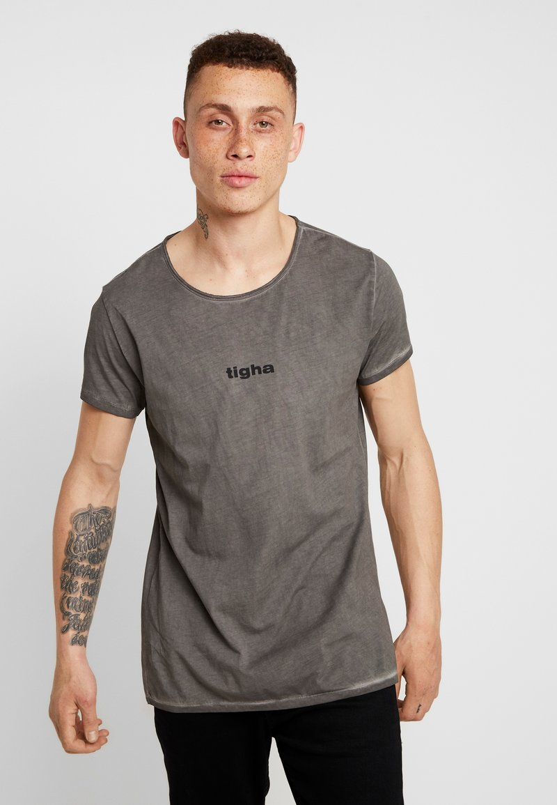Tigha - JARDEL - T-shirts basic - vintage grey