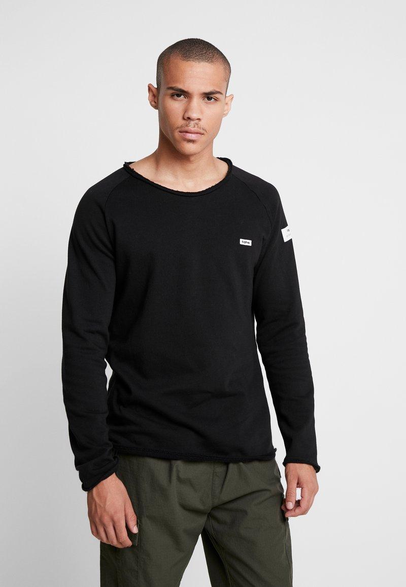 Tigha - MOWIE - Sweatshirt - black