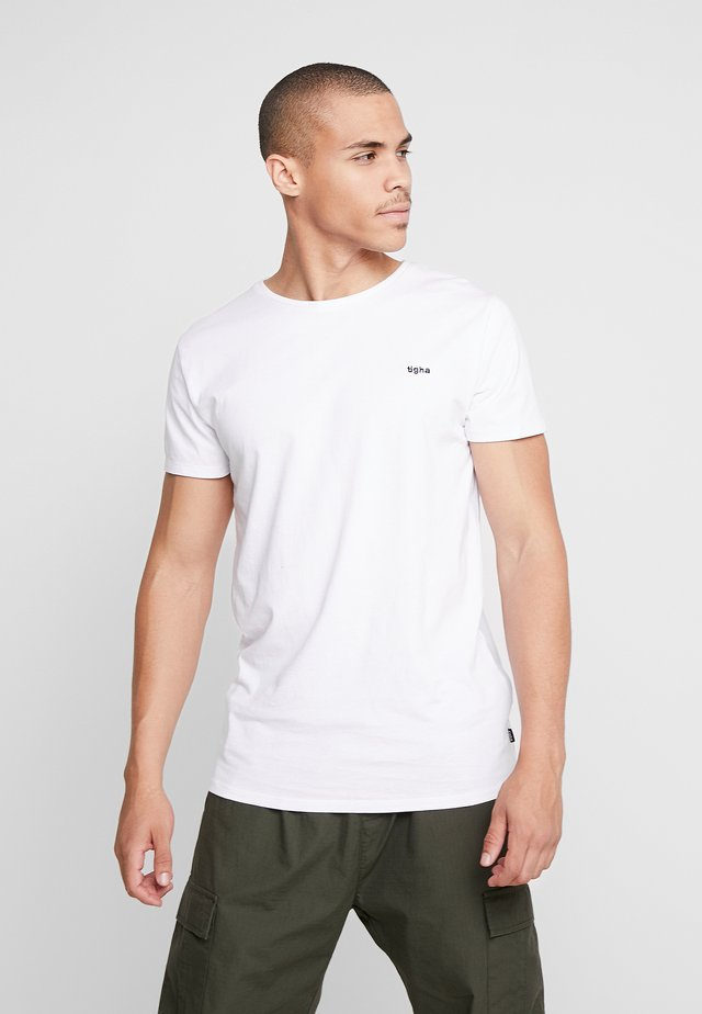 HEIN - T-Shirt basic - white